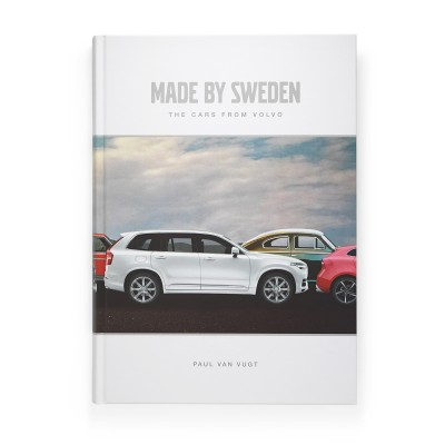 Boek - Een Volvo voor het leven