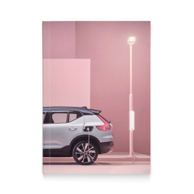 Volvo Recharged Notitieboek