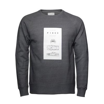 Heren Sweatshirt P1800