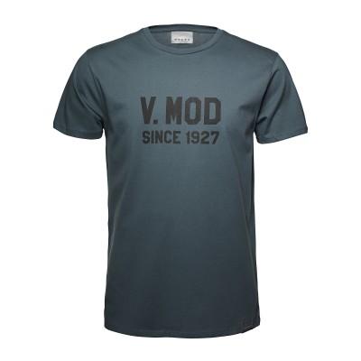 Heren T-shirt V-mod