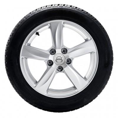 "Complete wielen, winter ""Matres"" 7 x 16"", Nokian banden"