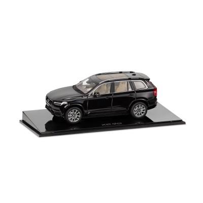 Volvo XC90 1:43, Onyx Black