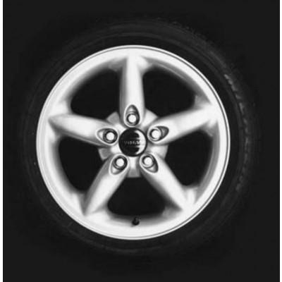 """Aluminium velgenset """"Persus"""" 6,5 x 16"""""""