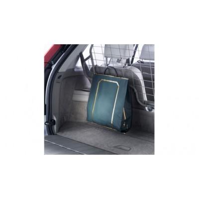 Bagagenet, bagageruimte, derde zitrij