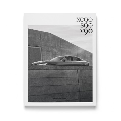 Boek - XC90, S90 & V90: The Design Story