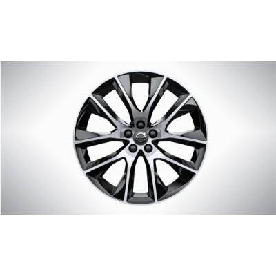 """Complete wielen, winter """"10-spaaks Black Diamond Cut"""" 8 x 20"""""""