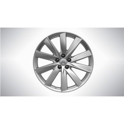 Complete wielen, winter 10-spaaks Turbine Silver 8 x 19