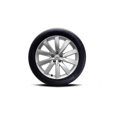 "Complete wielen, winter ""10-spaaks Turbine Silver"" 8 x 19"", Pirelli banden, excl. T8"