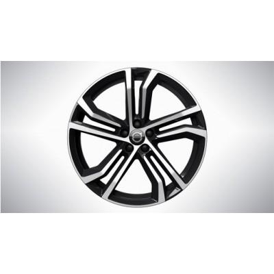 """Complete wielen, winter """"5-dubbelspaaks Black Diamond Cut"""" 8,5 x 20"""", incl. Twin Engine"""