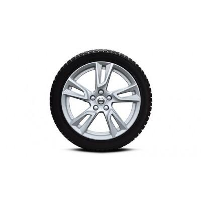 """Complete wielen, winter """"5-dubbelspaaks Silver"""" 7,5 x 18"""""""