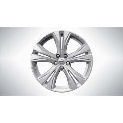 """Complete wielen, winter """"5-dubbelspaaks Silver"""" 8 x 18"""", incl. Twin Engine"""