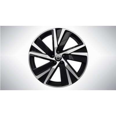 """Complete wielen, winter """"5-spaaks Black Diamond Cut"""" 8,5 x 19"""", incl. Twin Engine"""
