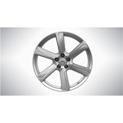 """Complete wielen, winter """"6-spaaks Turbine Silver"""" 8 x 19"""""""