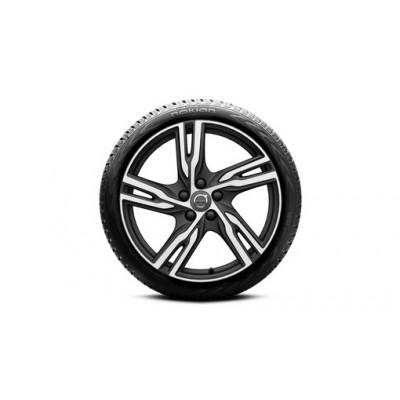 "Complete wielen, winter ""Ixion IV"" 7,5 x 18"""