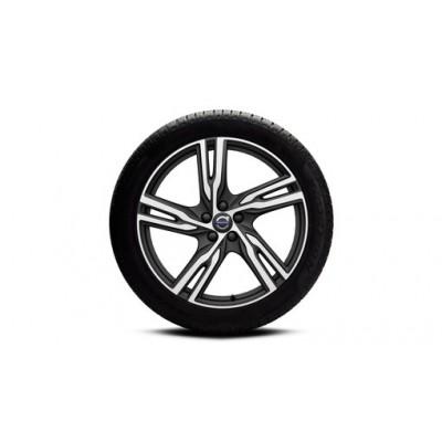 """Complete wielen, winter """"Ixion IV"""" 8 x 20"""", Pirelli banden"""