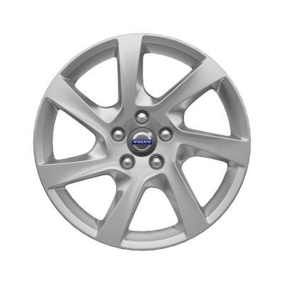 Complete wielen, zomer Pandora 7 x 17, Michelin banden