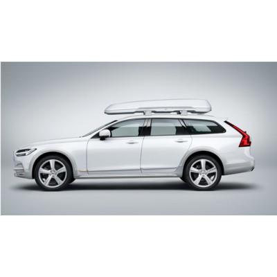 Dakbox ontworpen door Volvo Cars - Volvo Ocean Race