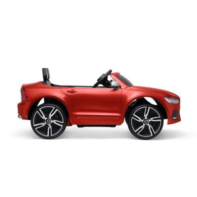 Elektrische Volvo S90 kinderauto, Electric Ride On Car, Red metallic, 32220915