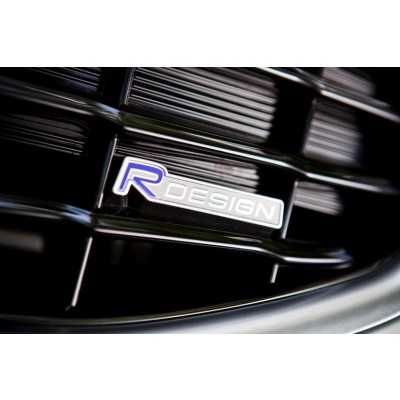 Embleem grille R-design logo