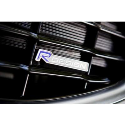 Embleem grille R-design logo, modeljaar 2013