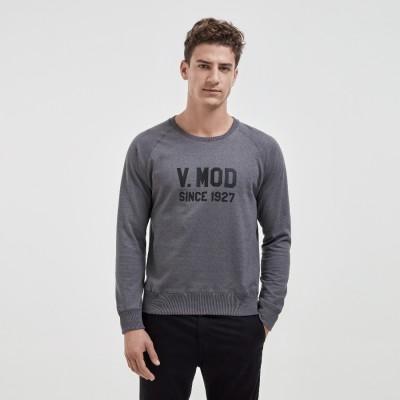 Heren Sweatshirt V-Mod