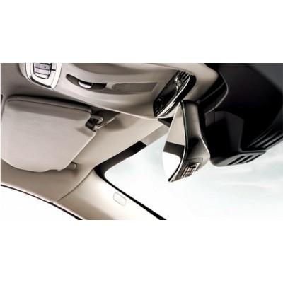Homelink®, achteruitkijkspiegel, autodimfunctie met kompas