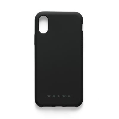 iPhone X Siliconen Case Volvo
