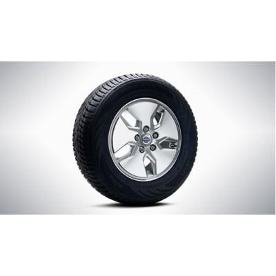 "Complete wielen, winter ""Libra"" 6 x 15"", Continental banden"