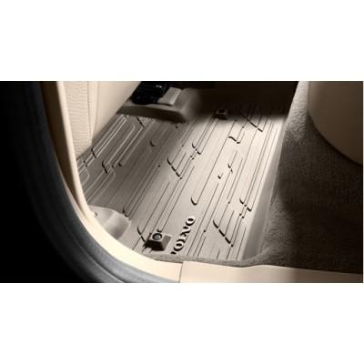 Mat, vloer passagiersruimte, rubber
