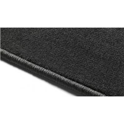 Mat, vloer 3e zitrij, textiel