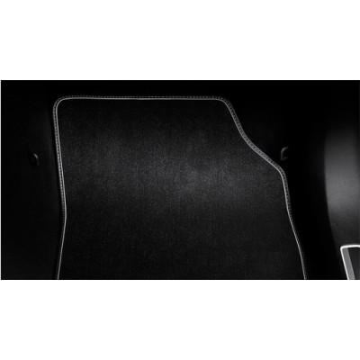 Matten, vloer passagiersruimte, textiel, R-Design