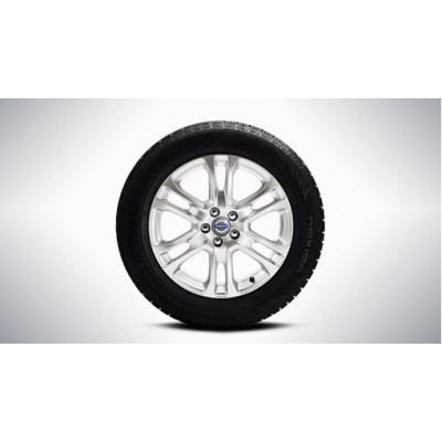 "Complete wielen, winter ""Pan"" 7,5 x 18"", Continental banden"