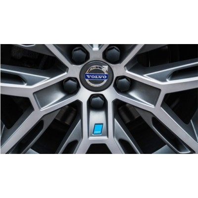 Polestar Performance Complete Wheel, 8 x 19""