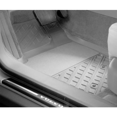Mat, vloer passagiersruimte, vormgegoten kunststof