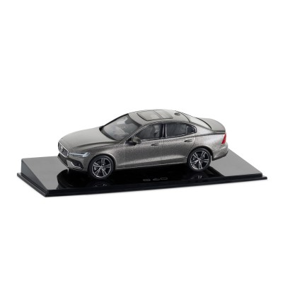 S60 1:43 Pebble Grey