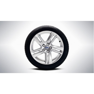 "Complete wielen, winter ""Sadia"" 8 x 17"", incl. PiH"