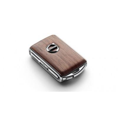 Sleutelbehuizing, hout, Linear Walnut