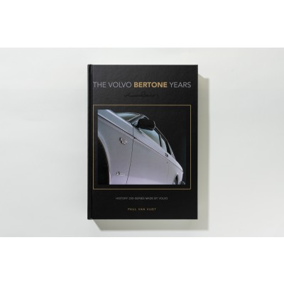 Boek - The Volvo Bertone Years