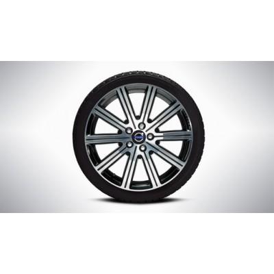 "Complete wielen, winter ""Titania"" 8 x 18"", Continental banden, incl. PiH"