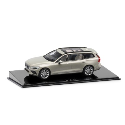 Volvo V60 1:43, Birch Light
