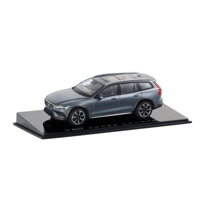 Volvo V60 Cross Country 1:43 Osmium Grey