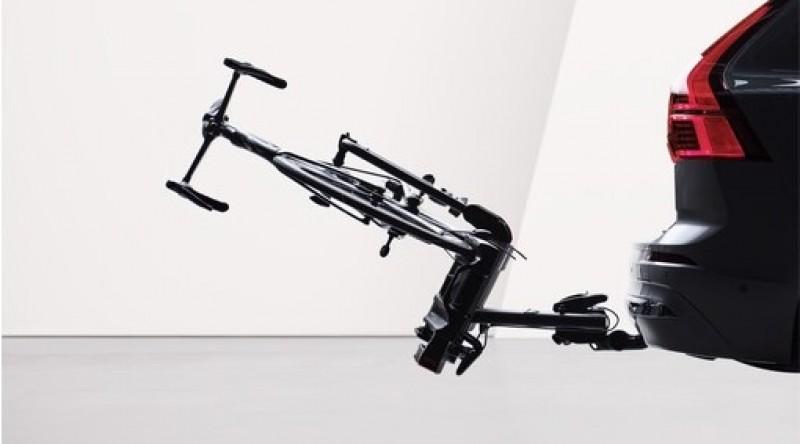 Opklapbare fietsdrager voor trekhaak, 2 fietsen - Fix4Bike