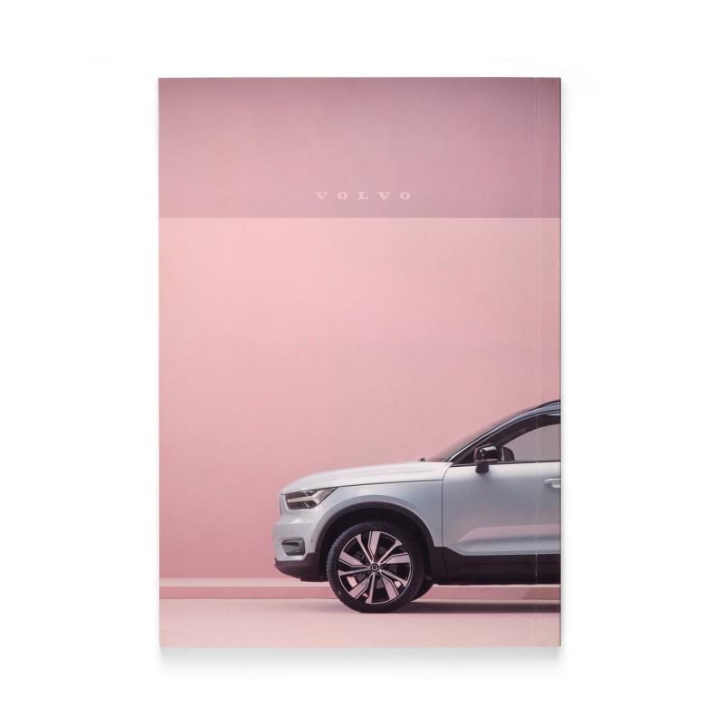 Volvo Recharged Notitieboek