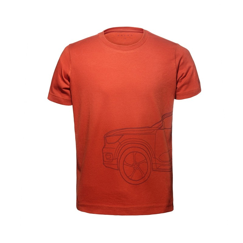 Kinder T-shirt Volvo