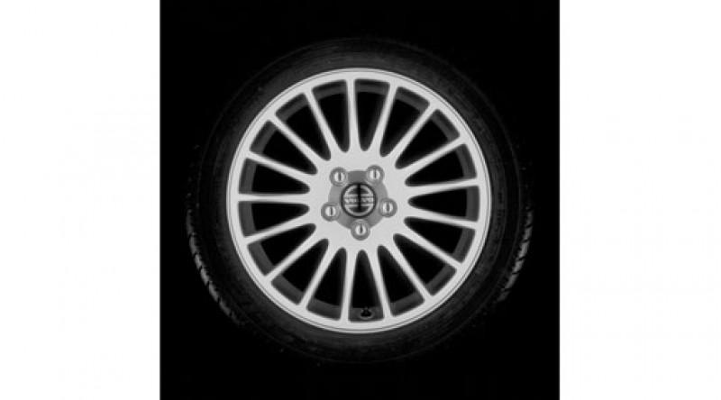 "Aluminium velgenset ""Tethys"" 7,5 x 17"""