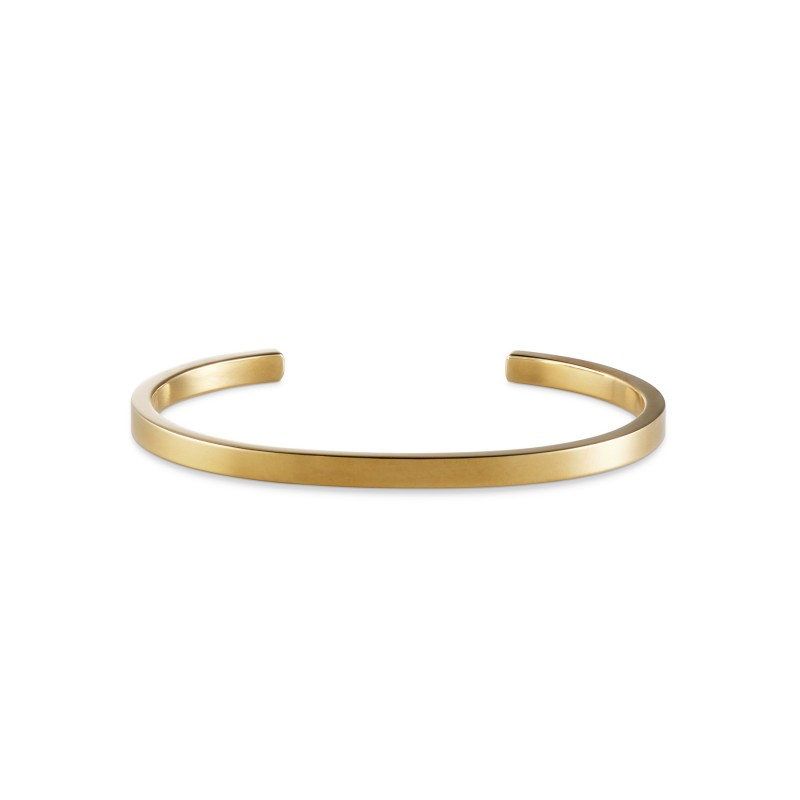 Armband Skultuna SB Cuff, Gold Plated
