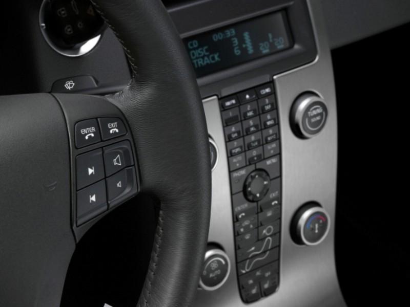 Audio bediening stuurwiel