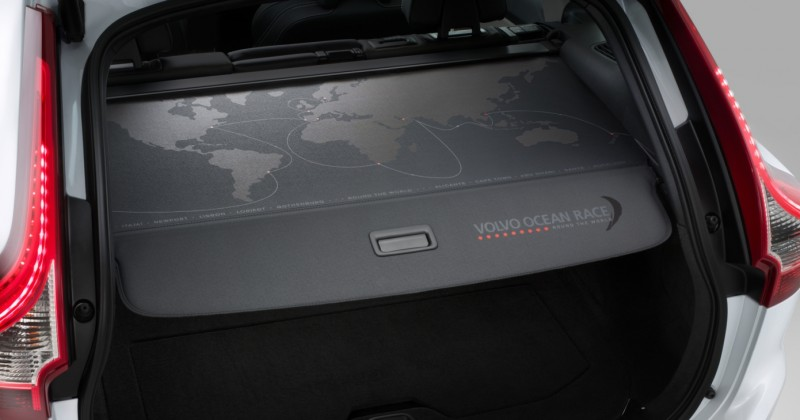 Bagagerolhoes, Volvo Ocean Race