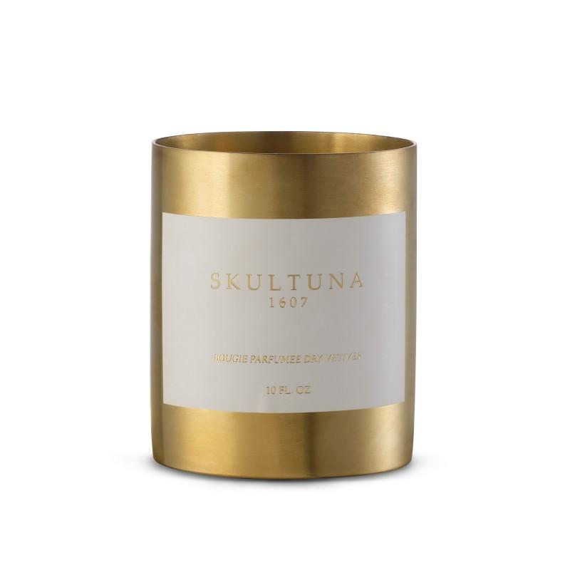 Bougie Parfumée geurkaars Skultuna, Dry Vetiver