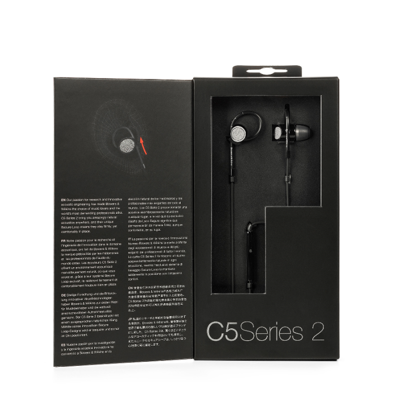 Bowers and Wilkins C5 S2